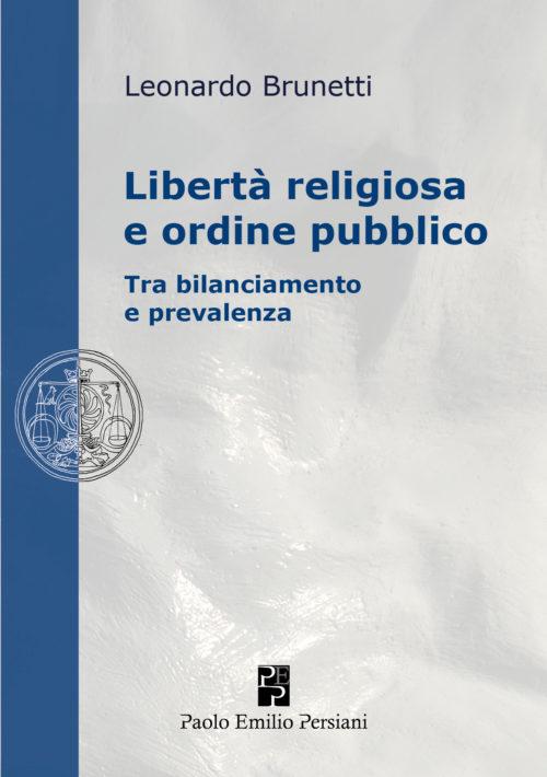 Libertà religiosa e ordine pubblico