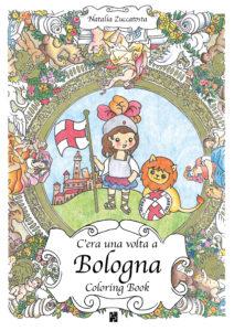 Coloring Book C'era una volta a Bologna